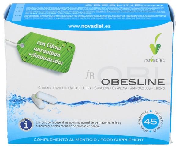 Obesline 45 Cap.  - Novadiet