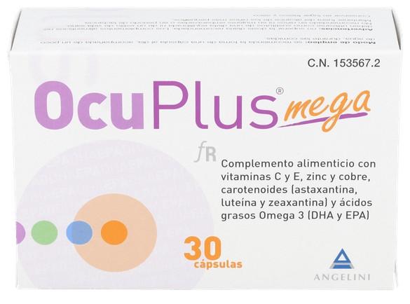 Ocuplus Mega 30 Caps - Angelini