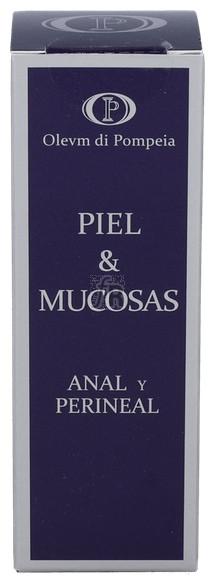 Oleum Di Pompeia Piel Y Mucosas 30 Ml. - Varios