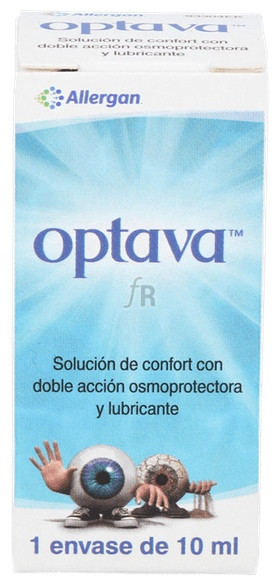 Optava 10 Ml - Allergan