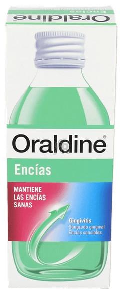 Oraldine Menta Encías Colutorio 400 ml.