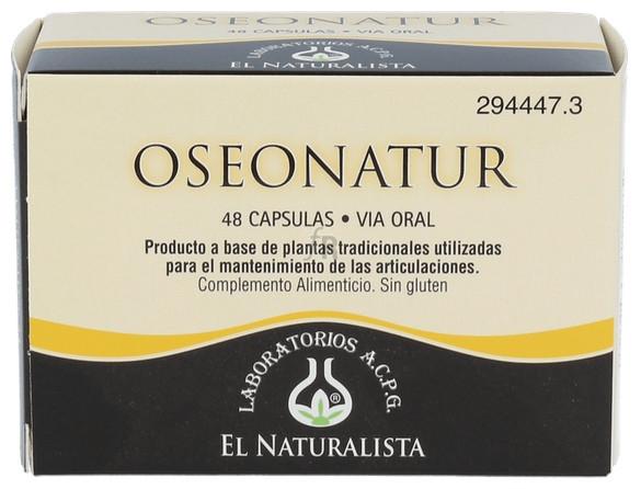 Oseonatur 48 Cápsulas
