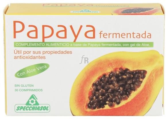 Papaya Fermentada 30 Comprimidos