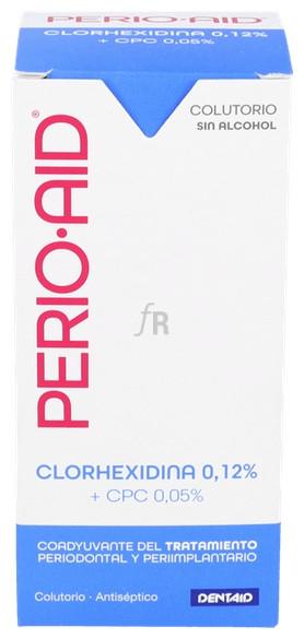 Perio Aid Tratamiento Colutorio 150 ml.