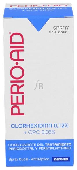 Perio Aid Tratamiento Spray