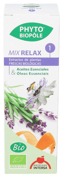 Phyto-Bipole Mix-Relax 50 Ml.