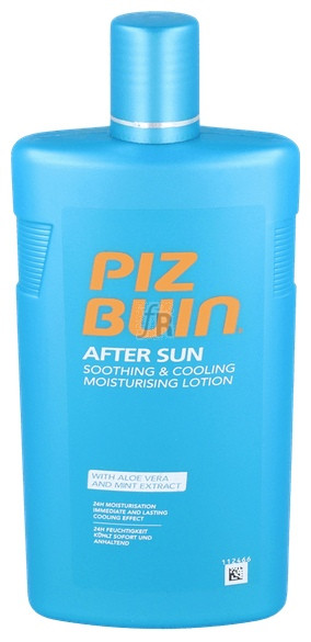 Piz Buin After Sun Locion Hidratante Calmante Y