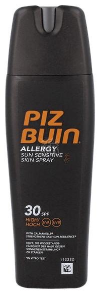 Piz Buin Allergy Fps - 30 Proteccion Alta Spray
