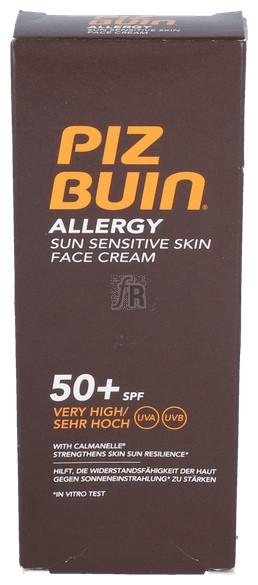 Piz Buin Allergy Fps - 50+ Proteccion Muy Alta C