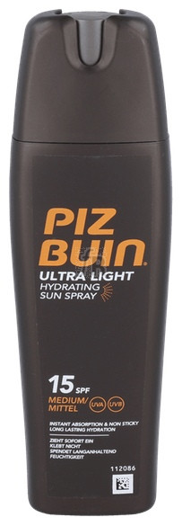 Piz Buin In Sun Fps -15 Proteccion Media Locion