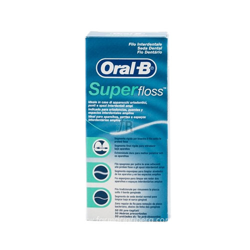 Oral B Super Floss
