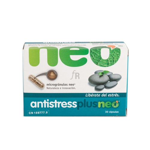 Antistress Plus Neo 30 Cápsulas