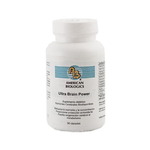 Brain Power 90 Cápsulas