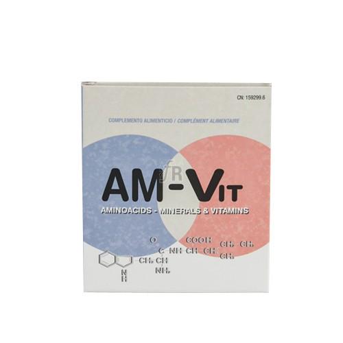 Am-Vit 96 Comprimidos
