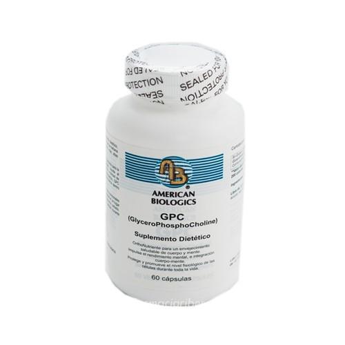 GPC 600 mg. 60 Cápsulas