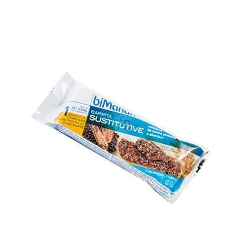 Bimanán Barrita Cereales Pepitas Chocolate