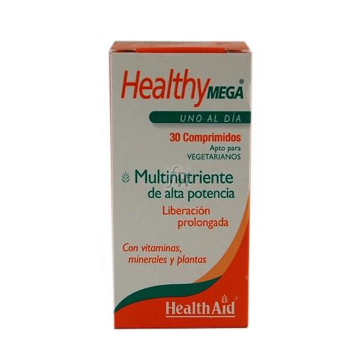 Healthy Mega 30 Tabletas Health Aid