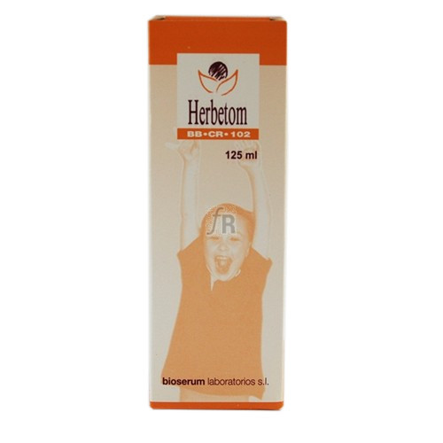 Herbetom Bb Cr 102 Niños Jarabe 125Ml Bioserum