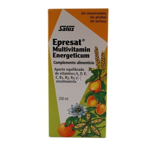 Epresat Multivitamin Jarabe 250 Ml Salus