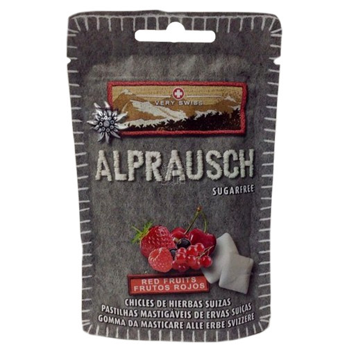 Alprausch Chicle Frutos Rojos