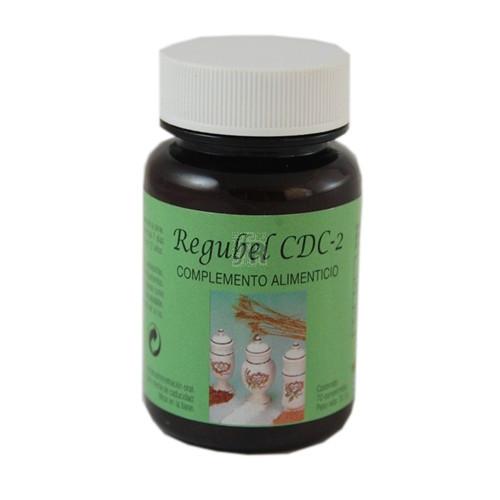 Regubel Cdc-2 60 Comprimidos Bellsola