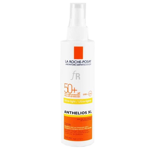 Anthelios Xl 50+ Spray 200 Ml La Roche Posay