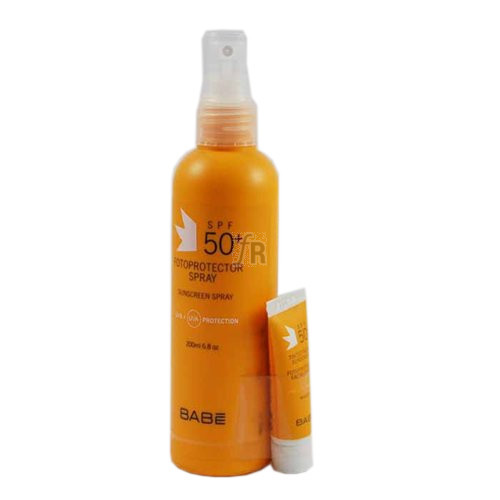 Babe Fotoprotector 50 Sp 200 Ml