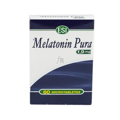 Melat Pura 1,9 mg. 60 Tabletas