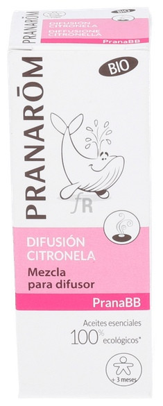 Pranabb Mosquitos Mezcla Difusor 10Ml Pranarom