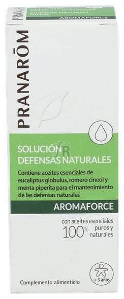 Pranarom Aromaforce Solucion Y Defensas 30 Ml.