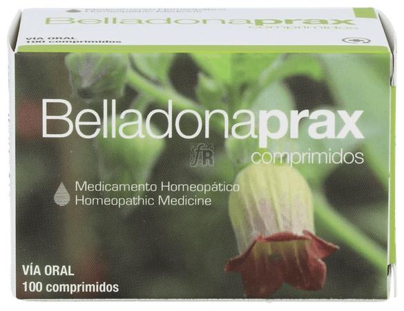 Belladonaprax 100 Tabletas Praxis - Farmacia Ribera
