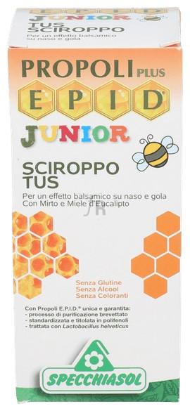 Propoli Epid Junior Tus 100 Ml Specchiasol