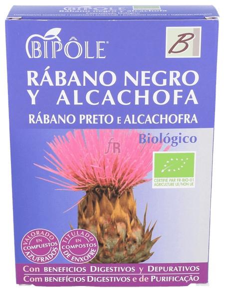 Rabano Negro Y Alcachofa Bipole 20 Ampollas