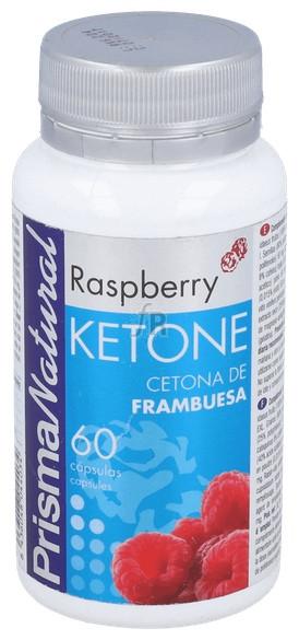 Raspberry Ketone 60 Capsulas Prisma Natural - Nueva Dietética