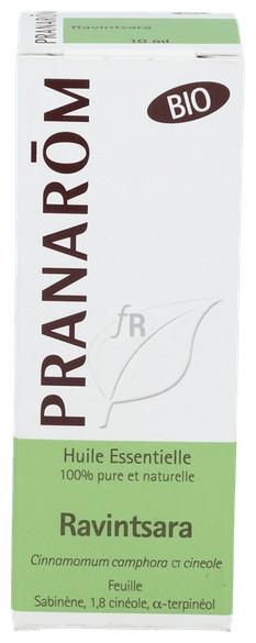 Ravintsara Aceite Esencial Alimentario Bio 10 Ml.