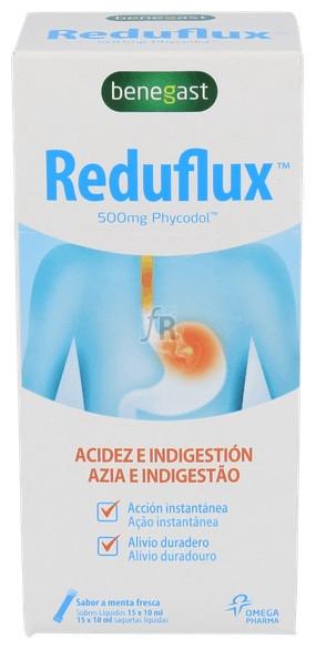 Reduflux Liquido 15 Sobres - Omega Pharma