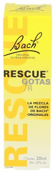 Rescue Remedy Gotas 20 Ml.