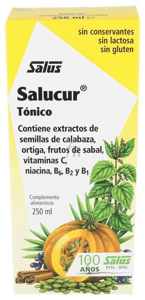 Salacur Tonico 250Ml Salus - Salus