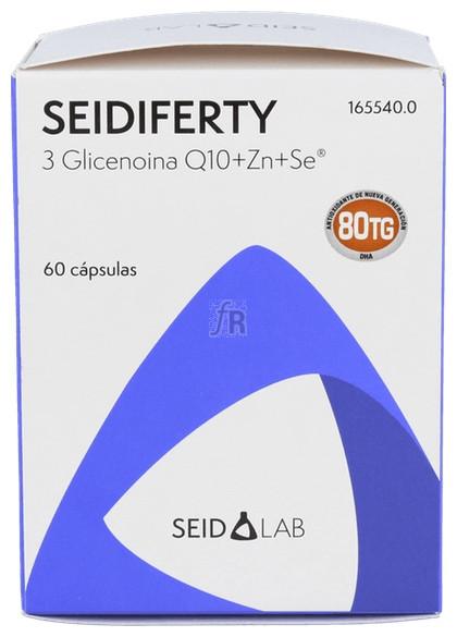 Seidiferty 60 Caps - Seid