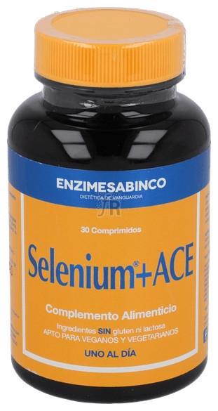 Selenium-ACE 30 comprimidos