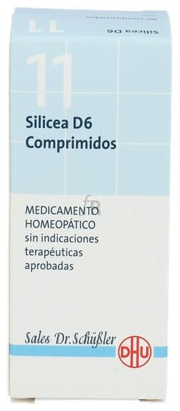 Silicea D6 80Comp Nº11 Dhu