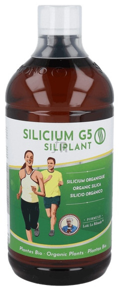 Siliplant Silicium G5 + Cola de Caballo 1 litro