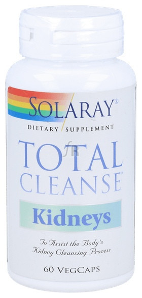 Total Cleanse Kidneys 60 Capsulas Solaray