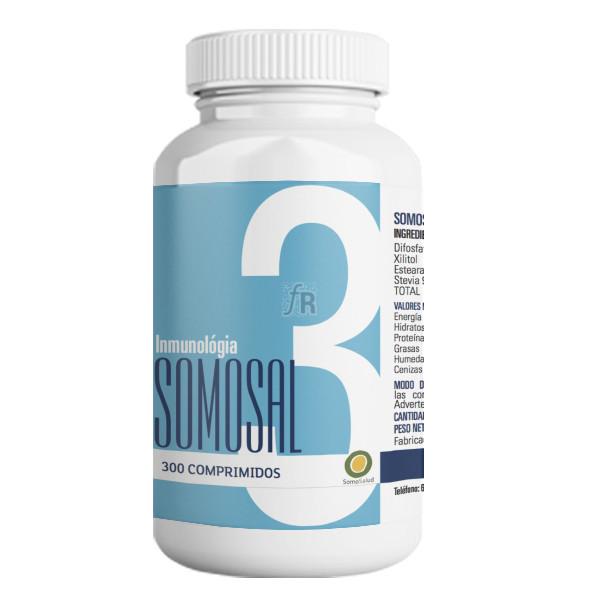 Somosal Nº3 300 Comprimidos Somosalud