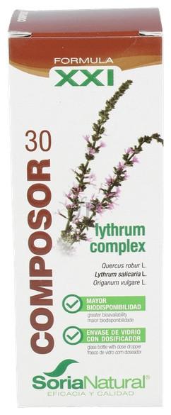 Soria Natural Composor N.30 Lythrum Complex Gotas 50 Ml