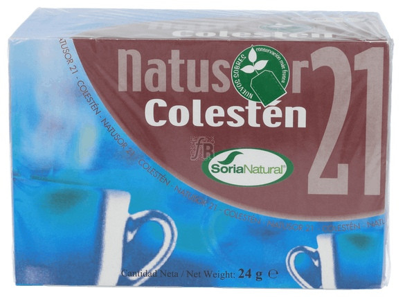 Nat.Inf.21 Colesten 20Uni. - Soria Natural