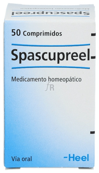 Spascupreel 50 comprimidos - Farmacia Ribera