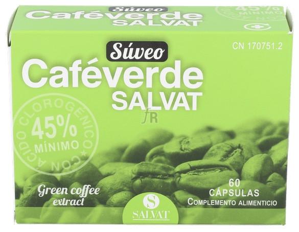 Suveo Salvat Cafe Verde 60 Caps