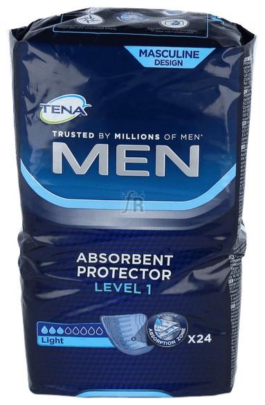 Tena For Men Level 1 24 Un - Varios