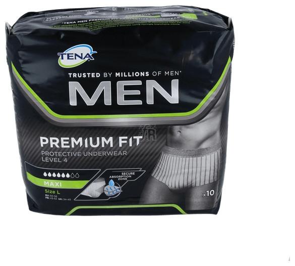 Tena Men Protect Underwear L/4 M/ - Varios